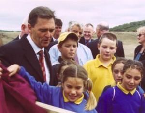Ballarat to Skipton Rail Trail Opening (Vic)