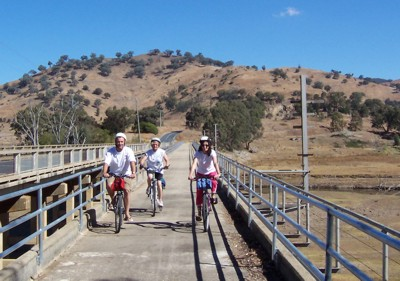 High Country Rail Trail Opening (Vic)