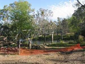 High Country Rail Trail (NE Victoria) Kiewa River Bridge Opening