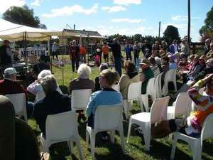 The Pioneer Rail Trail (NSW) Offically Opened