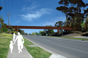 Warburton Trail Maroondah Hwy Bridge Announcement (VIC)