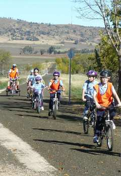 Dookie Trail is now open (VIC) (update)