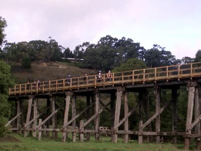 Curdies Trestle Bridge Official Opening (VIC)