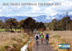 Railtrails Australia 2011 Calendar Now In Stock!