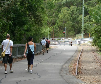 Fernleigh Track (NSW) Completion Celebrations