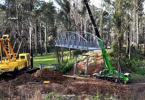 Grand Ridge Rail Trail Gets New Bridges (VIC)