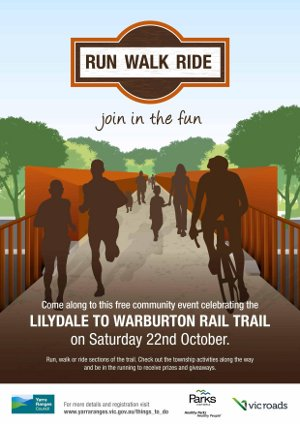 Pre-registrations Closed for the Warburton Trail Celebration (VIC)