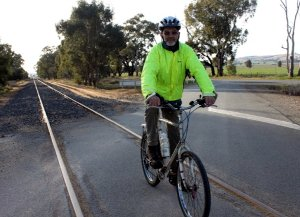 Dookie Rail Trail Official Launch