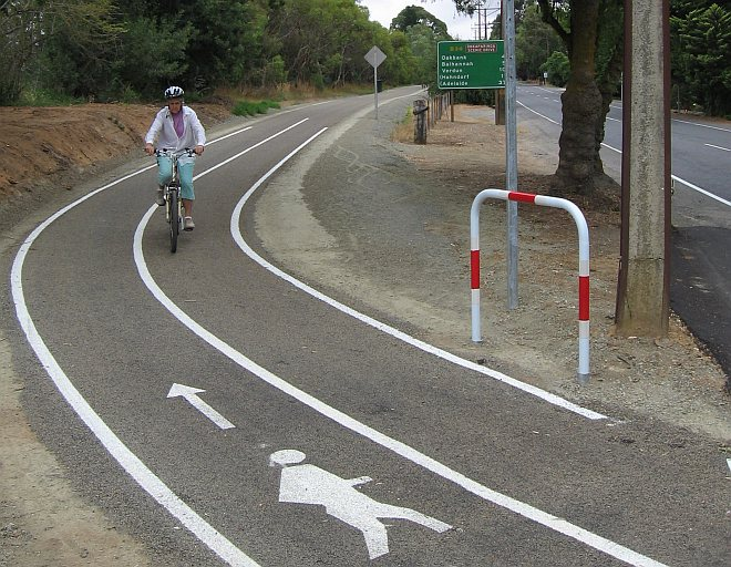 Adelaide Hills Rail Trail Link Open