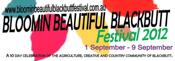 Bloomin Beautiful Blackbutt Festival (QLD)