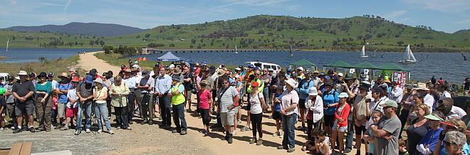 V42-271 Sandy Creek opening ceremony 2012-10 0337