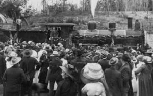 100 Years Since First Train to Yarraman (QLD)