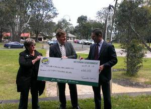 Gippsland Plains RT Receives Funding For Completion (VIC)