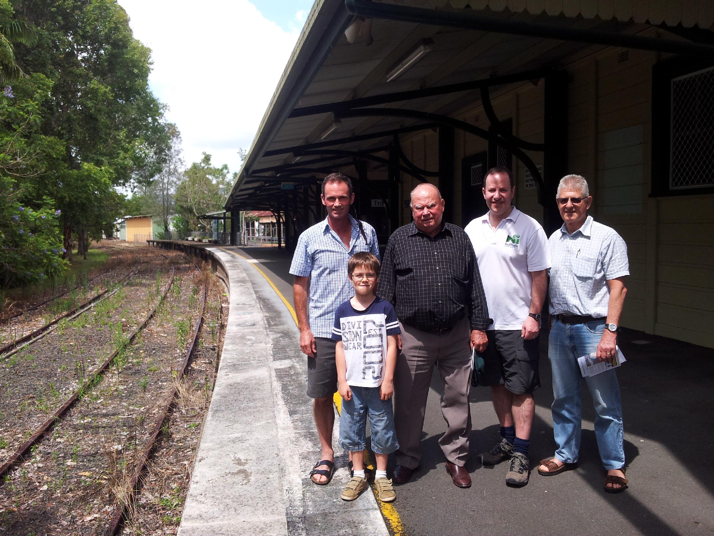 Update on Northern Rivers Rail Trail (NSW)