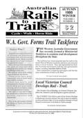 Railtrail Connections – Autumn/Winter 1995