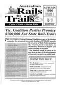 Railtrail Connections – Autumn 1996