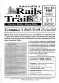 Railtrail Connections – Winter 1996