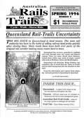 Railtrail Connections – Spring 1996