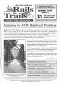 Railtrail Connections – Spring 1997