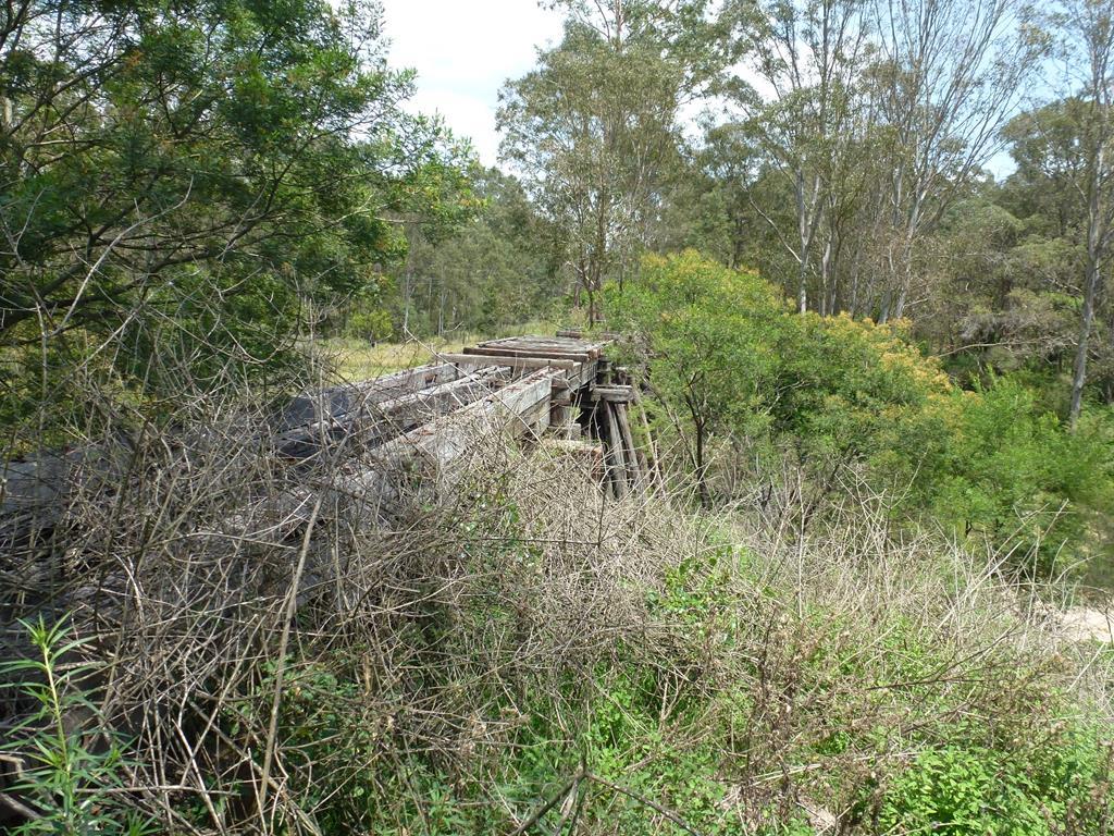 Wallis Creek Bridge