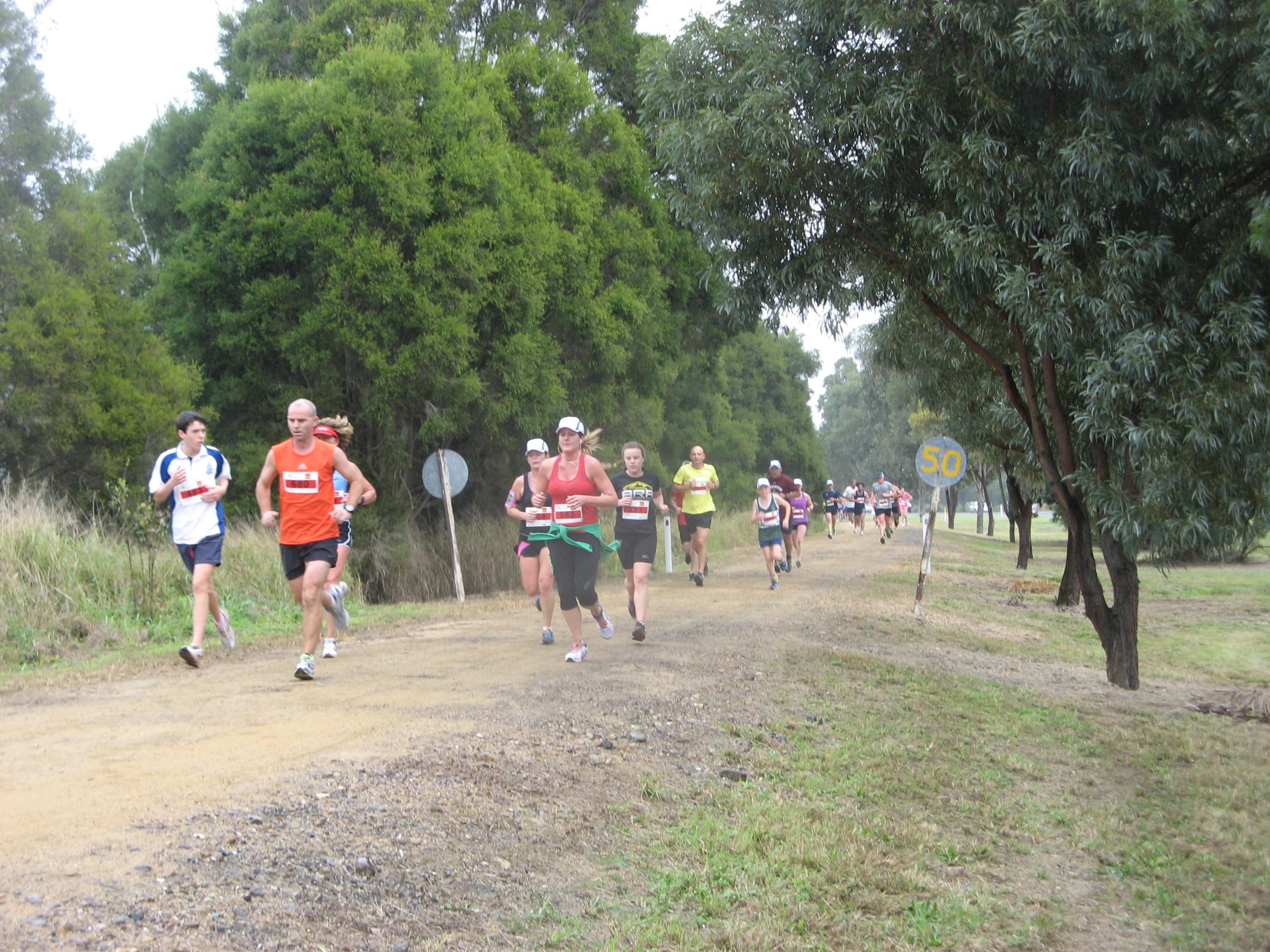 BVRT Fun Run 2013
