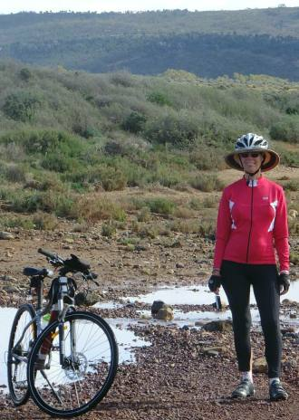 Helen Dominish bike web