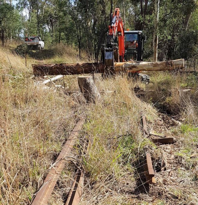 N34 308 Tumbarumba construction start 2019 04 3 web