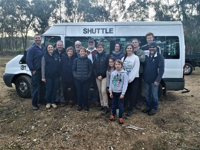 Beechworth Yacka Bus and Group news