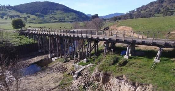 V42 406 Dry Forest Creek bridge 2019 08 complete