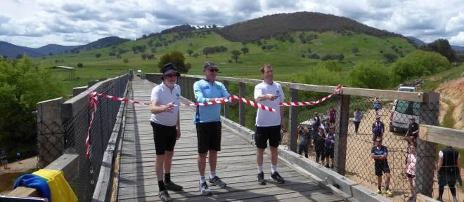 V42 410 Dry Forest Creek Bridge opening 2019 10 P1060805