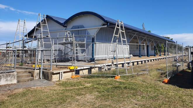 Q22 465 Yeppon station restoration 2020 07 web