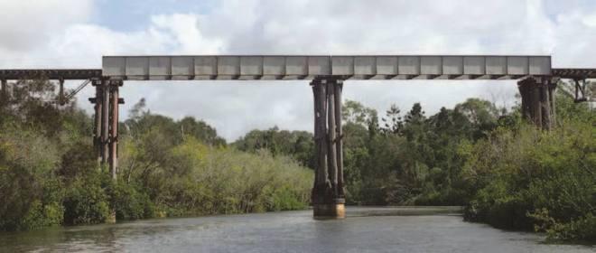 Q17 056 Splitters Creek bridge 2019 1