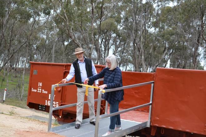 OKeefe Rail Trail Wagon Opening 04