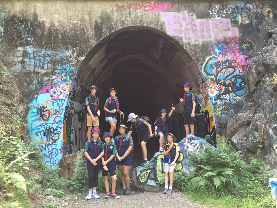 Ashmore Scout Adventure 2016