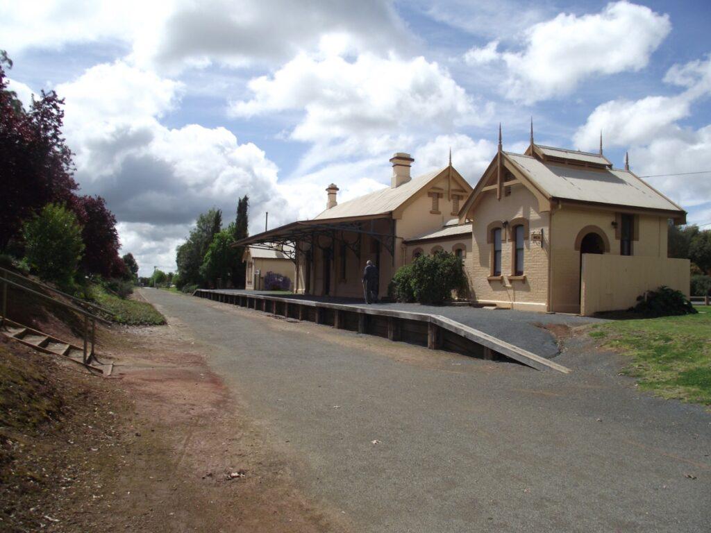 Culcairn – Corowa Rail Trail