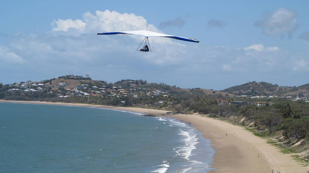 Yeppoon is a real beach side town