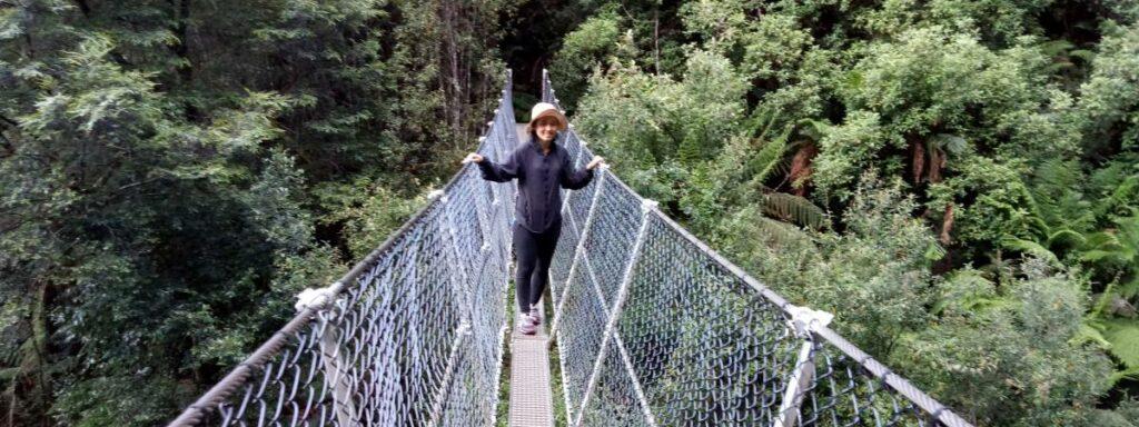 Montezuma Falls Rail Trail