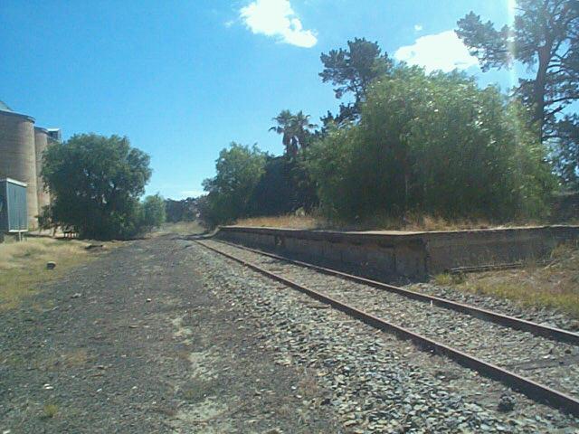 Burrumbuttock Station