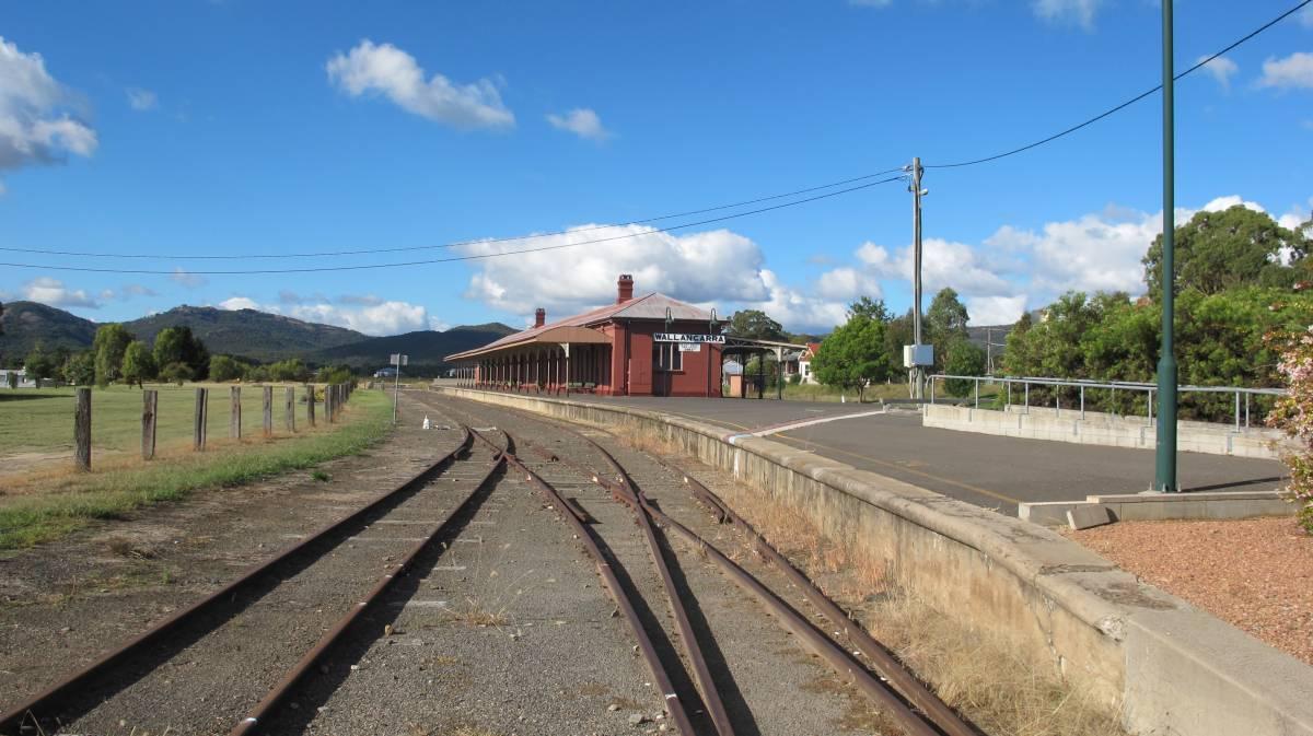 Wallangarra Railway Station (2012)