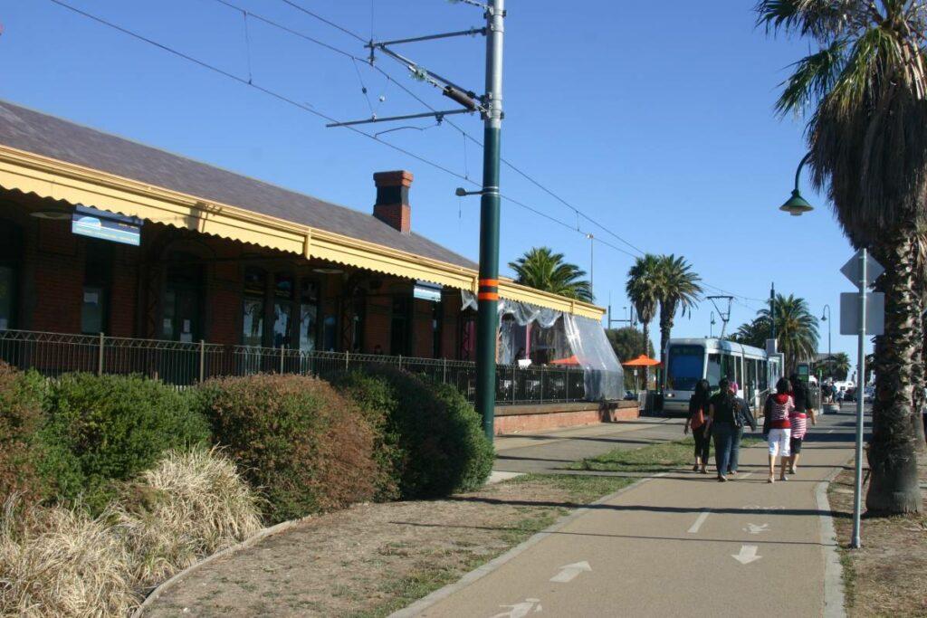 Sandridge Railway Trail
