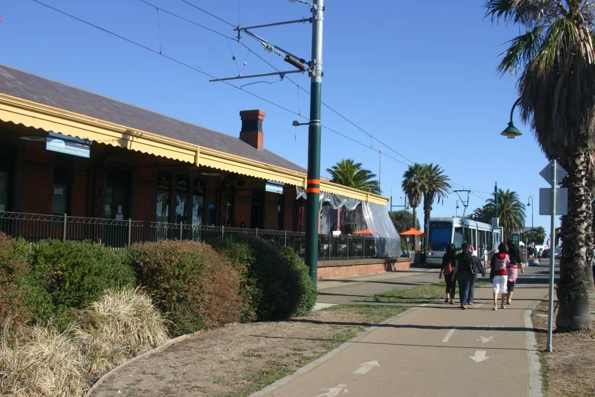 Port Melbourne (2007)