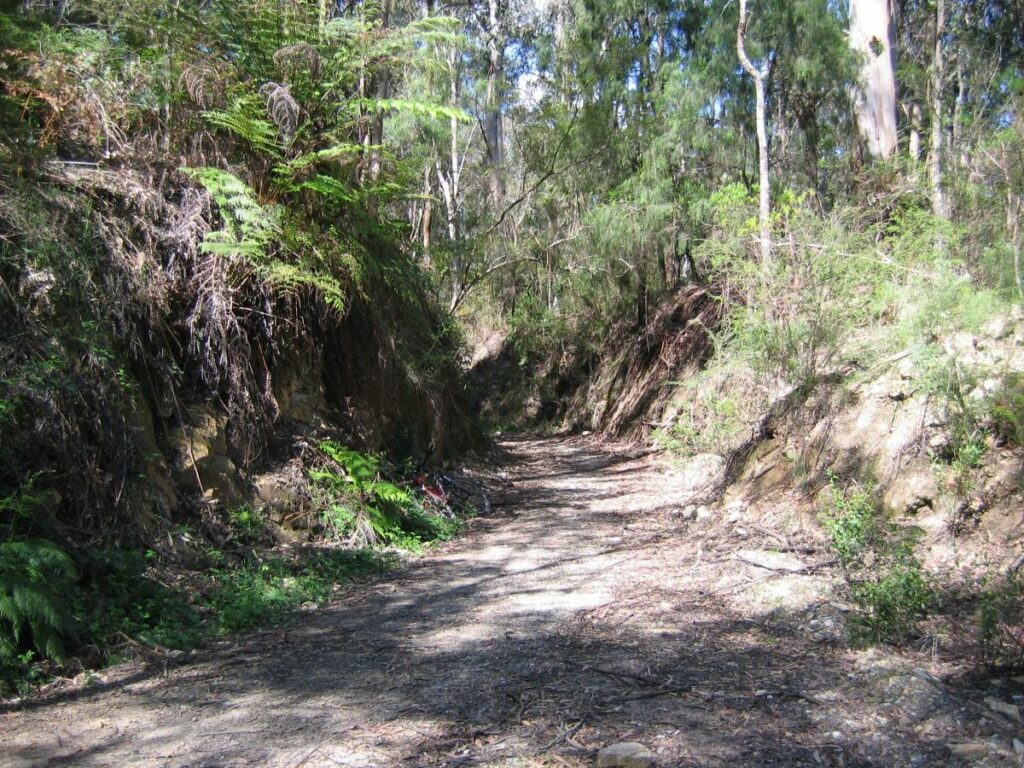 Walhalla Goldfields Rail Trail