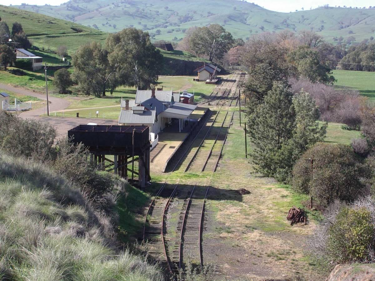 Gundagai Station (2007)