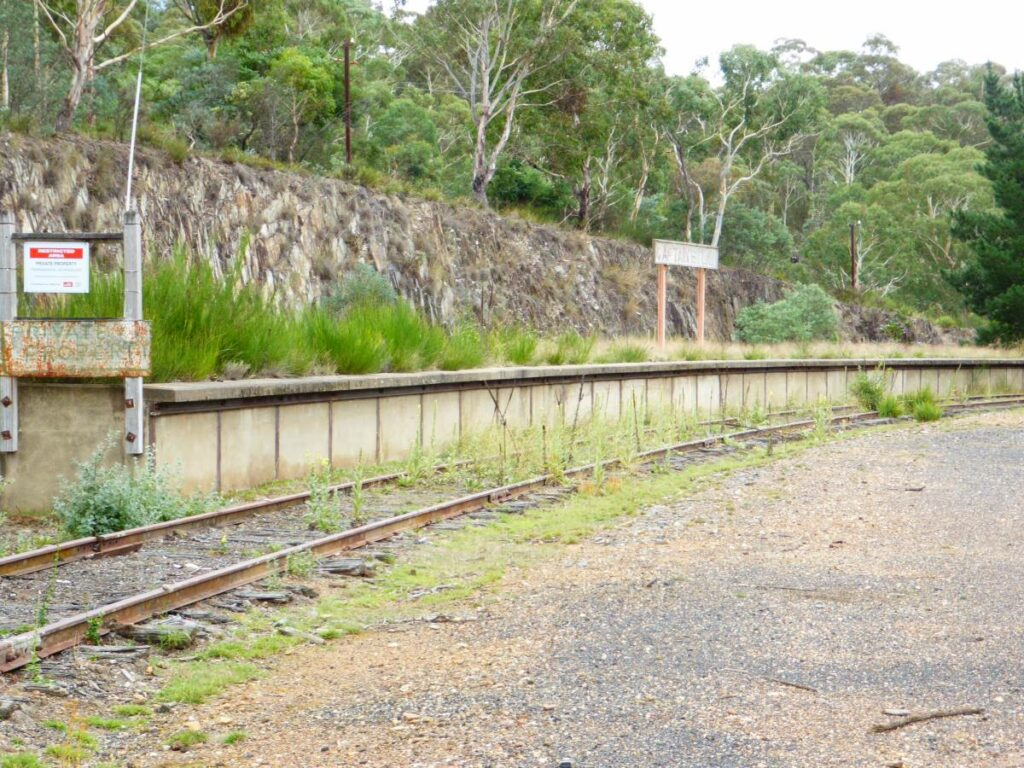 Molonglo (Bungendore to Captains Flat) Rail Trail