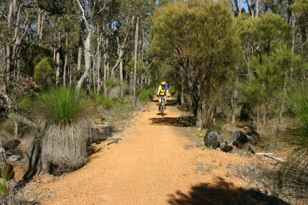 Jarrahdale Balmoral Rail Trail