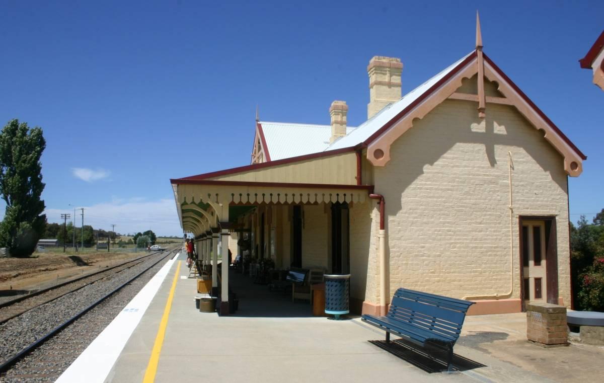 Bungendore Station (2009)