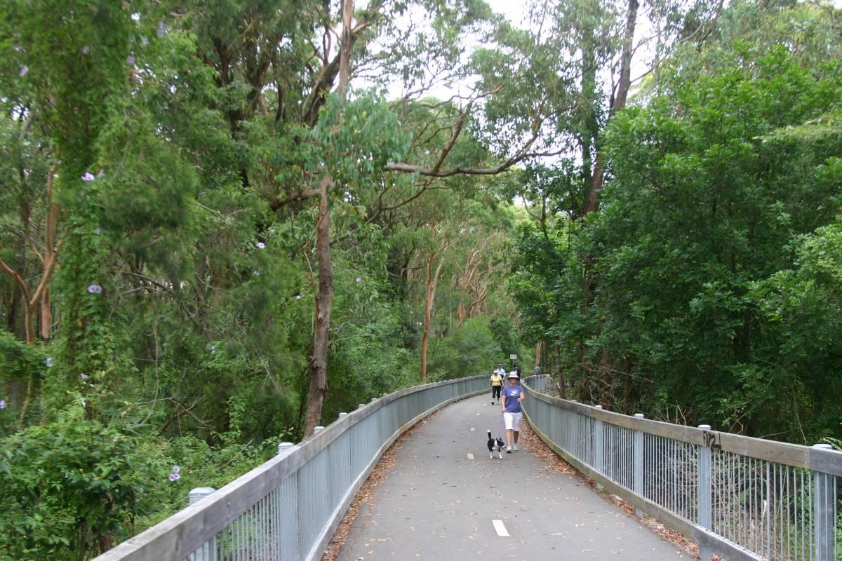 Approaching Whitebridge (2009)
