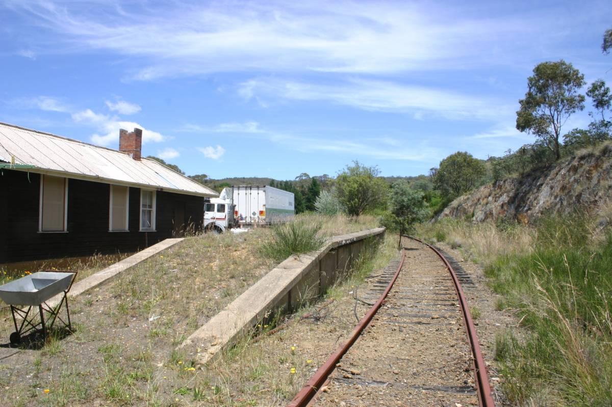 Captains Flat Station (2009)