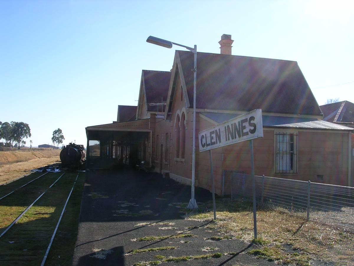Glen Innes Railway Station (2009)