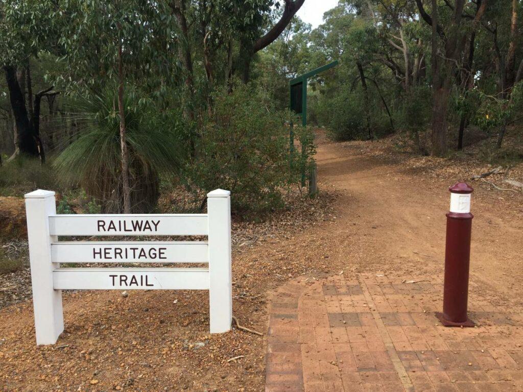 Kalamunda Railway Heritage Trail